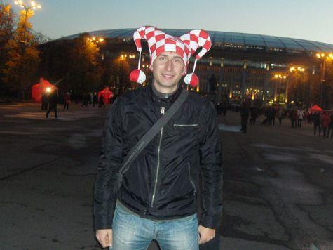 Главный арбитр матча «Шинник» – «Спартак» оказался болельщиком красно-белых