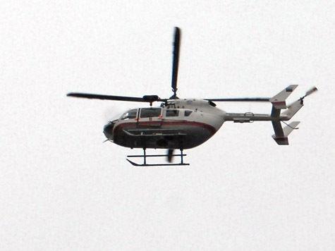 В Подмосковье возьмут на учет все вертодромы