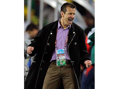 Сможет ли главный тренер бразильцев повторить рекорд легендарного Беккенбауэра