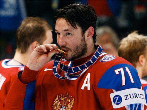 Илья Ковальчук завершил карьеру в НХЛ и возвращается в Россию