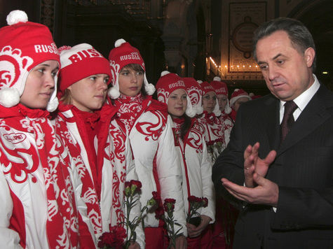 Виталий Мутко: Третий результат на Олимпиаде в Сочи станет выдающимся