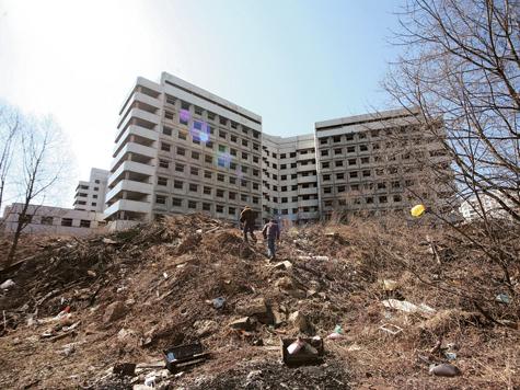 Ховринскую больницу приговорили к сносу