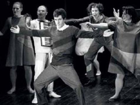 Фестиваль особых театров открылся в столице