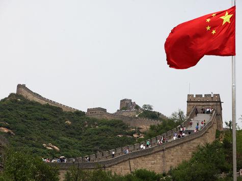 Китайская стена не устояла