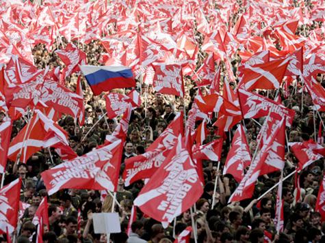 Тысячи «Наших» опять приедут в Москву