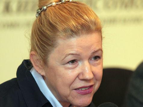 Депутат Мизулина хочет отправить гомосексуалиста Алексеева к трупам