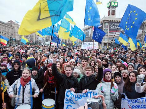 Майдан мечтает о круассане, а Янукович не хочет в петлю