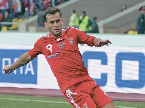 Россия выиграла у Люксембурга, но пропустила гол