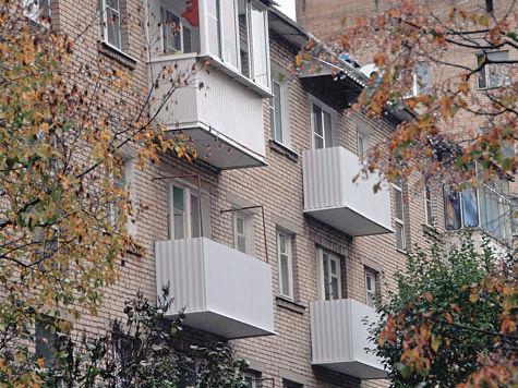 Балконы  «под копирку»