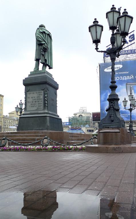 В России остались одни патриоты