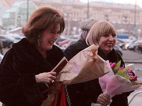 «МК» поинтересовался у сегодняшних гостей Михаила Сергеевича, что они принесли ему в подарок к 80-летию
