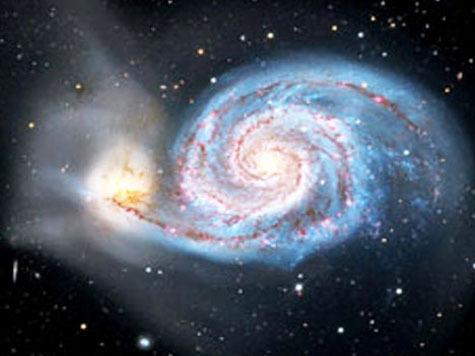 Еще в 2011 году ученые предположили, что примитивные черные дыры являются источником темной материи