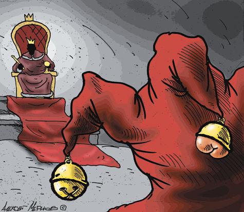 Путину бросили перчаточку