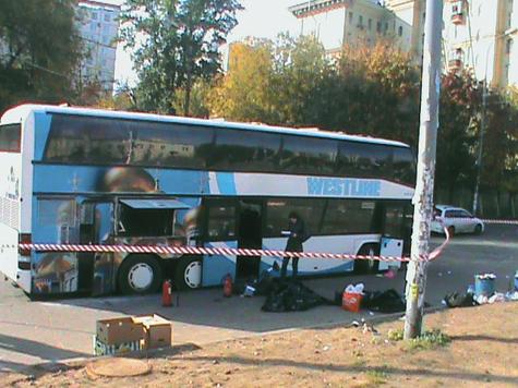 Страшная трагедия разыгралась в четверг утром на Курском вокзале