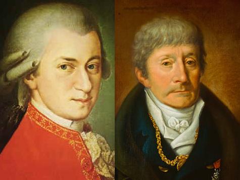 Моцарту самому бы в пору травить Сальери. Но никак не наоборот