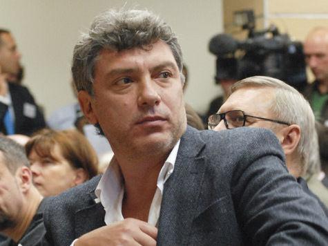 У Немцова могут отнять депутатский мандат