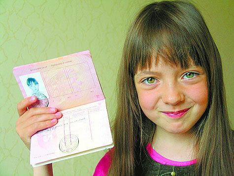 Детей разрешили вывозить за границу по старому загранпаспорту