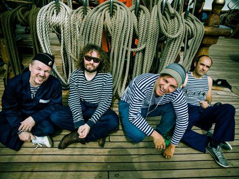 Группа «Мумий Тролль» отчиталась о новом альбоме