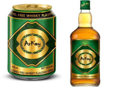 На Западе придумали безалкогольный виски (СОСТАВ)