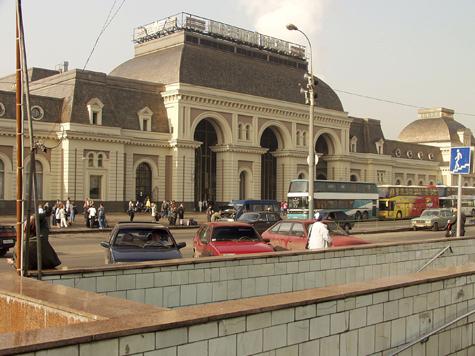 Зал ожидания на вокзале превратится в офис