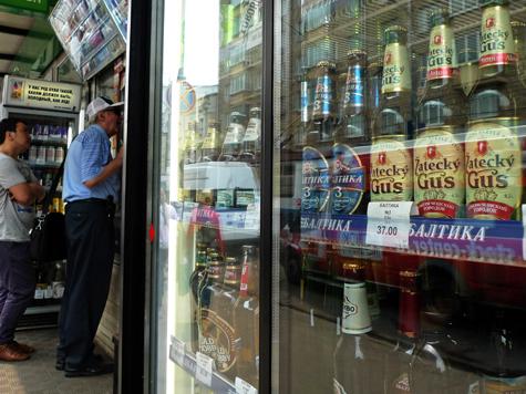Пиво ждет вердикта Путина