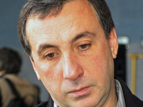Евгений Гинер: Празднуем мы все, а плачу я один!