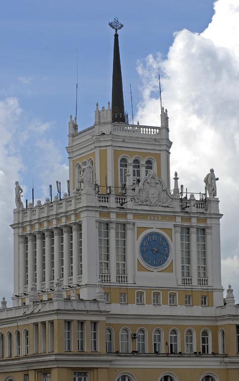 Вокруг знаменитой гостиницы планируется возвести свыше 70 тыс. кв. м недвижимости