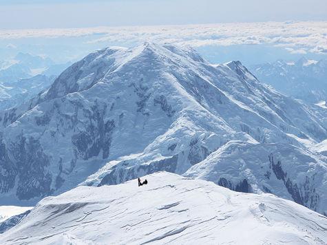 Чеховские альпинисты покорили самую высокую гору Северной Америки