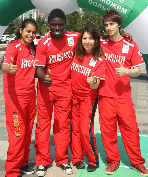 В Казани готовы принять студентов-спортсменов