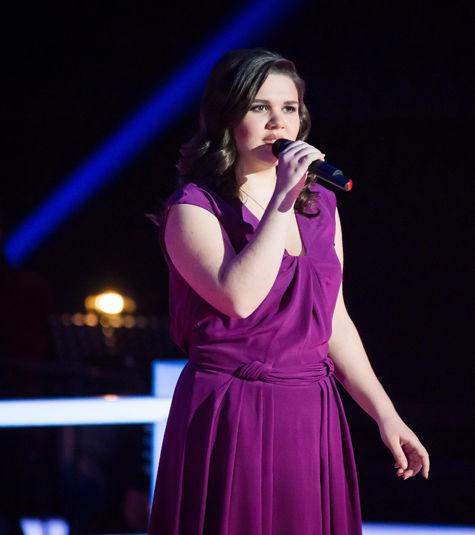 Участница «Евровидения-2013» готова пойти по стопам Билана