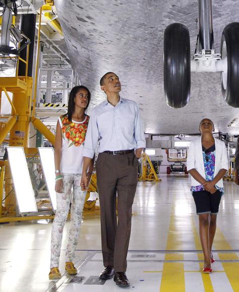 Президент США вспомнил опыт безотцовщины