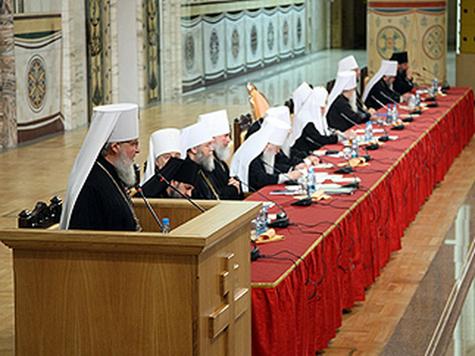 Церковь рвется в политику