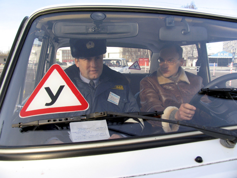 После самоподготовки на права будущих водителей не станут ограничивать по месту