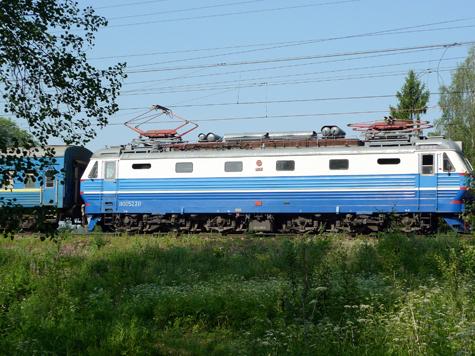В поезда пустят без билета