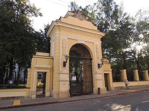 Соединению усадьбы Голицыных и музея Пушкина может помешать подземка
