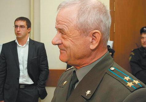 Полковнику Квачкову не дали рассказать анекдот на допросе