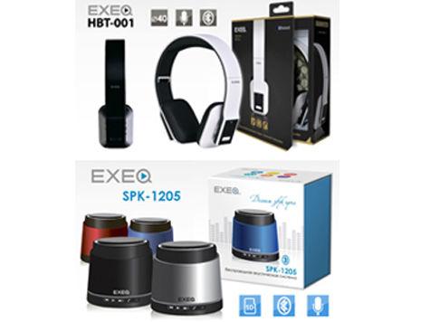 Новинки в мире hi-tech – слушай яркие звуки с Exeq