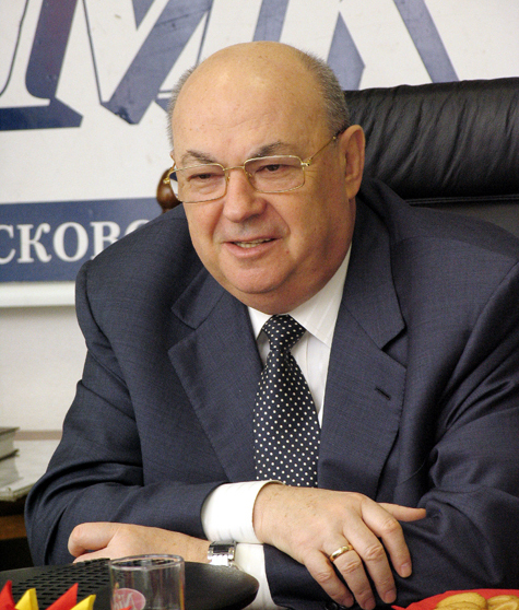Депутатский запрос Владимиру Ресину