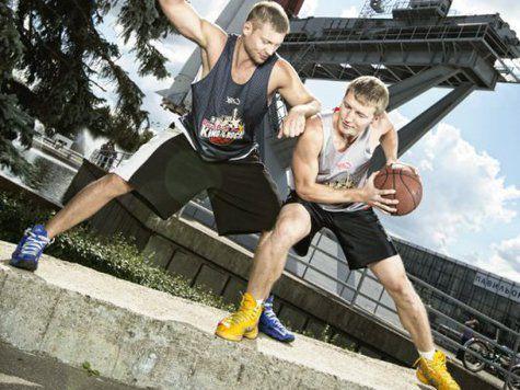 Баскетболисты боролись за попадание в тюрьму
