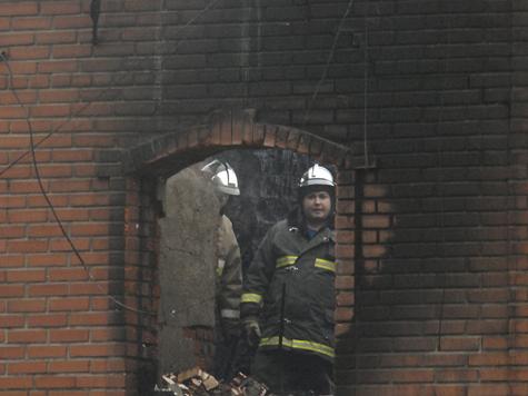 Две семьи сгорели из-за одной сестры