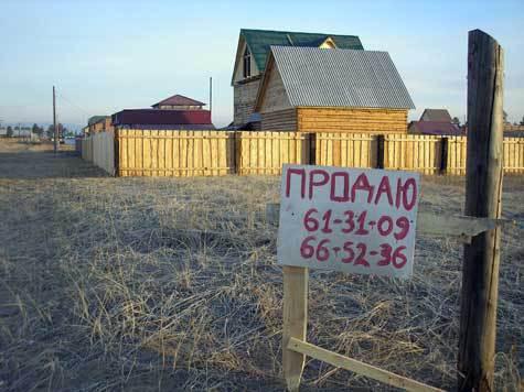 Главы пригородных районов не хотят делиться землей с Улан-Удэ