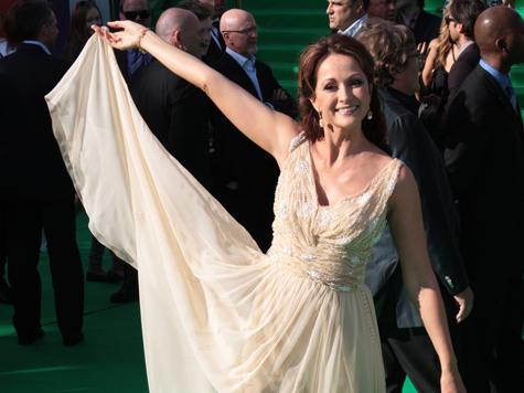 Ольга Кабо стала мамой победителя