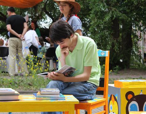 Писателя два раза включили в лонг-лист новой премии на книжном фестивале