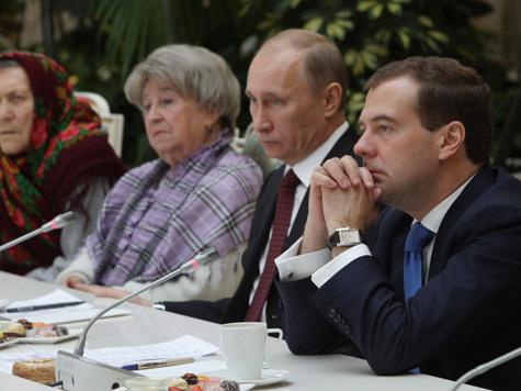 Проникшая в Кремль пенсионерка оказалась блогером