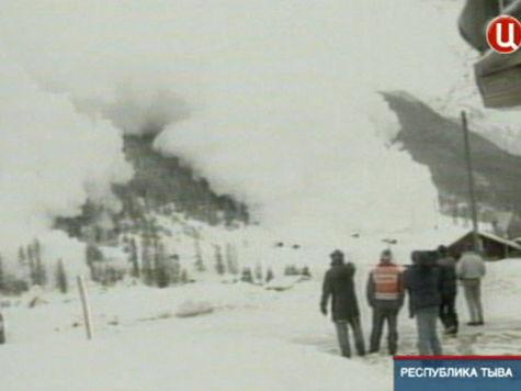 Найден шестой погибший под лавиной в Туве подросток