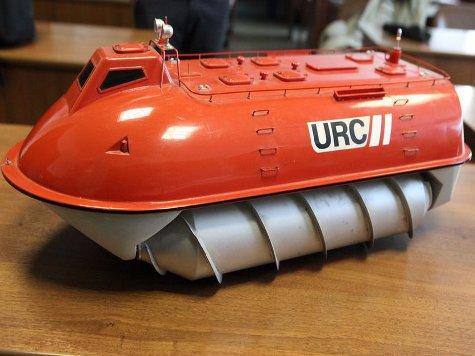 Российский аспирант придумал вездеход для Арктики