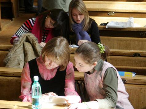 Студентов запретили привлекать к работе во время сессии