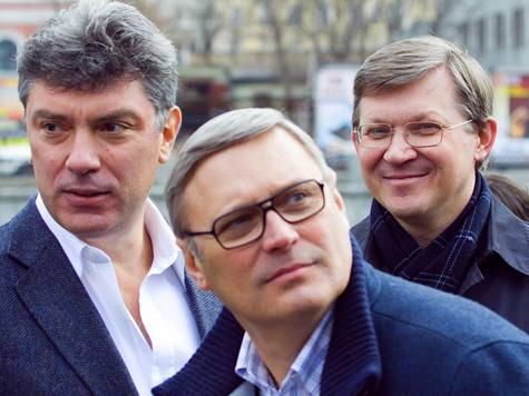 Так прокомментировал отказ Минюста в регистрации партии ее сопредседатель Михаил Касьянов