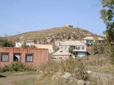 Армяне и азербайджанцы поменялись селами