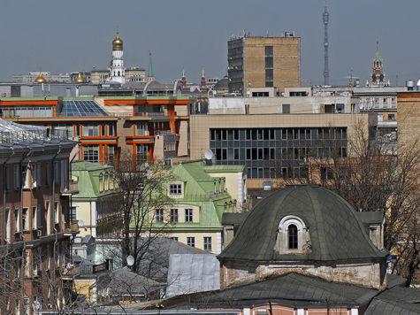 В центре Москвы полицейские ищут бомбу